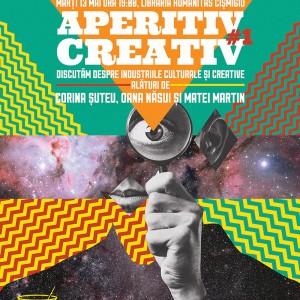 poster Aperitiv Creativ #1