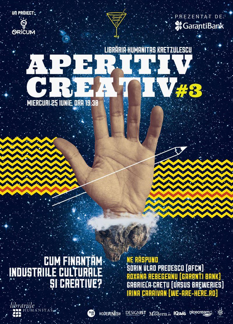 aperitiv creativ 3 poster
