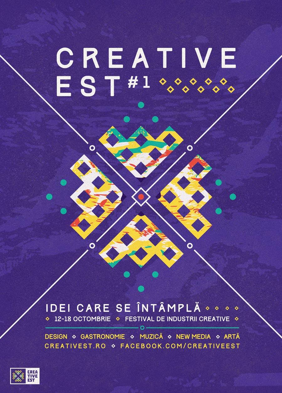 Creative Est #1 Afis